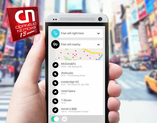 app para descobrir senha do wifi iphone